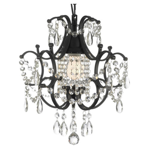 Harrison Lane Dash 1 Light Crystal Chandelier