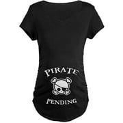 Maternity Pirate Tending Graphic Tee