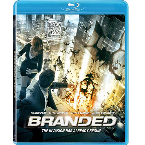 Branded (Blu-ray) (Widescreen)