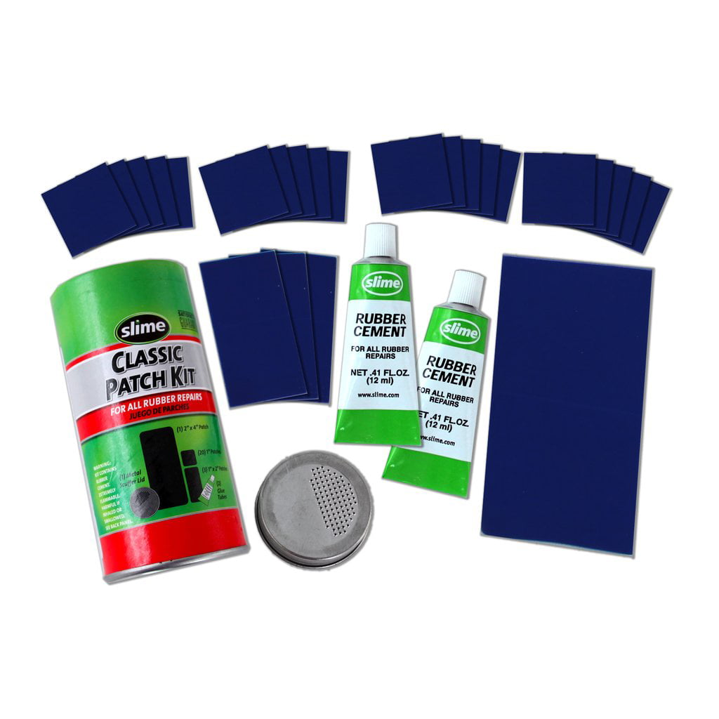 Slime Classic Tire Repair Kit (24 Patches) - 20189 - Walmart.com