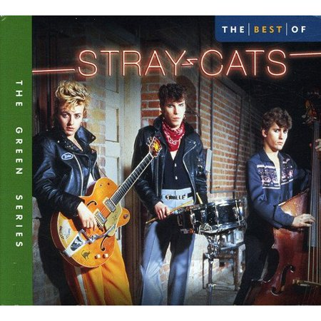 THE BEST OF STRAY CATS [2005 CAPITOL] (The Best Of Stray Cats)