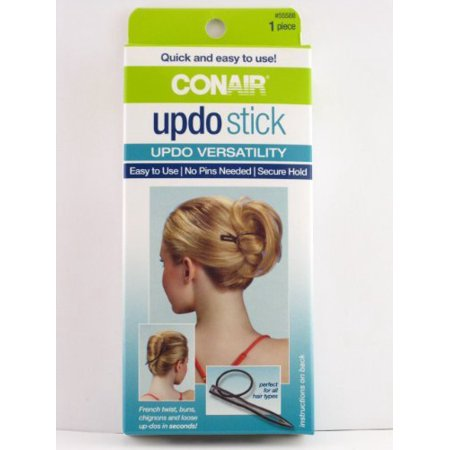 Updo Stick - Updo Versatility, Quick & Easy To Use! By Conair Ship from US (1950 Hairstyles Updos)