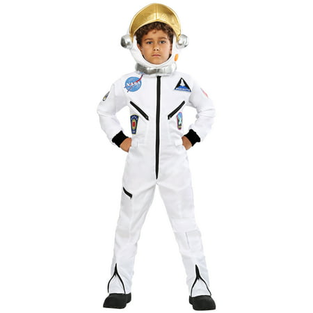 Child White Astronaut Jumpsuit Costume](Astronaut Costum)