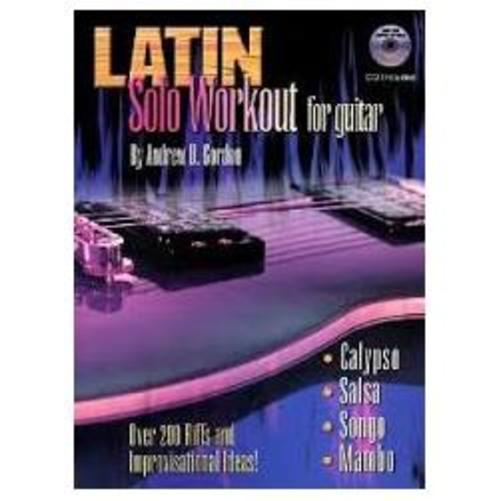 Image of Andrew D. Gordon - Latin Solo Workout Multi-Colored