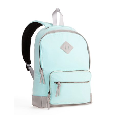 No Boundaries Mint Matte Nylon Dome Backpack
