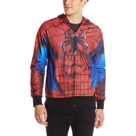 Spider-Man Real Classic Costume Hoodie