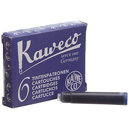 Shot Pens (Kaweco Fountain Pen ink cartridge short royal blue - pack of)