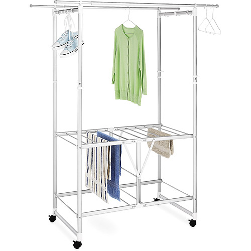 Whitmor Large Laundry Drying Center, Aluminum