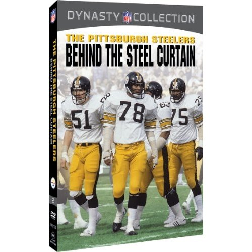 NFL Dynasty Collection: The Pittsburgh Steelers Behind The Steel Curtain by Vivendi