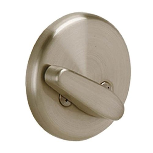 Schlage One-Sided Deadbolt Thumbturn with Exterior Plate