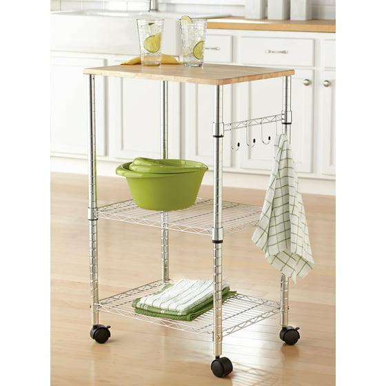 Kitchen Trolley Designs Colors: Mainstays Multi-Purpose Kitchen Cart, Multiple Colors
