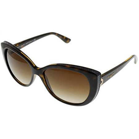 Bvlgari Sunglasses Butterfly Women Brown BV8157BQ 977/13 Size: Lens/ Bridge/ Temple: 57_15_135_48.5