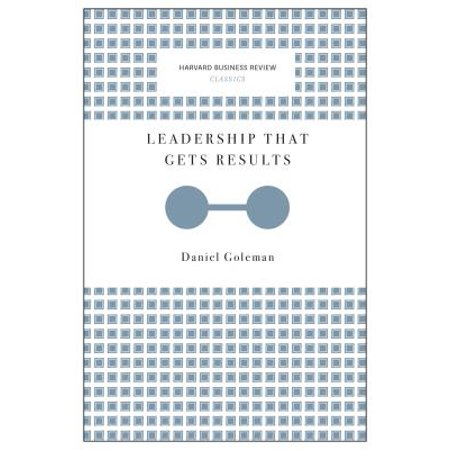 Leadership That Gets Results (Leadership That Gets Results)