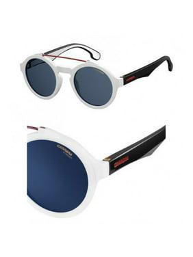8915e52b8abc7 Product Image Sunglasses Carrera 1002  S 04NL Matte Black White   KU blue  avio lens