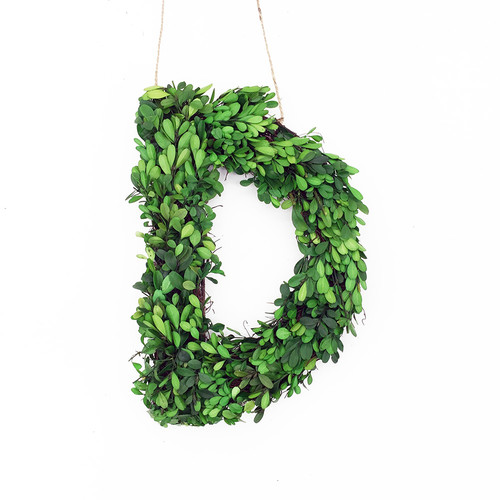 Vandue Corporation Modern Home 7'' Boxwood Wreath