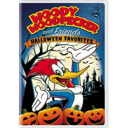 Woody Woodpecker & Friends: Halloween Favorites (DVD) - Friends Halloween Party Episode Full