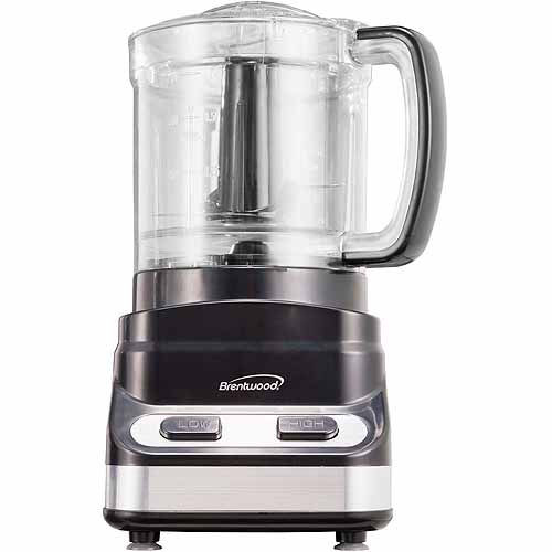 Brentwood FP-547 3-Cup Food Processor, 24 oz