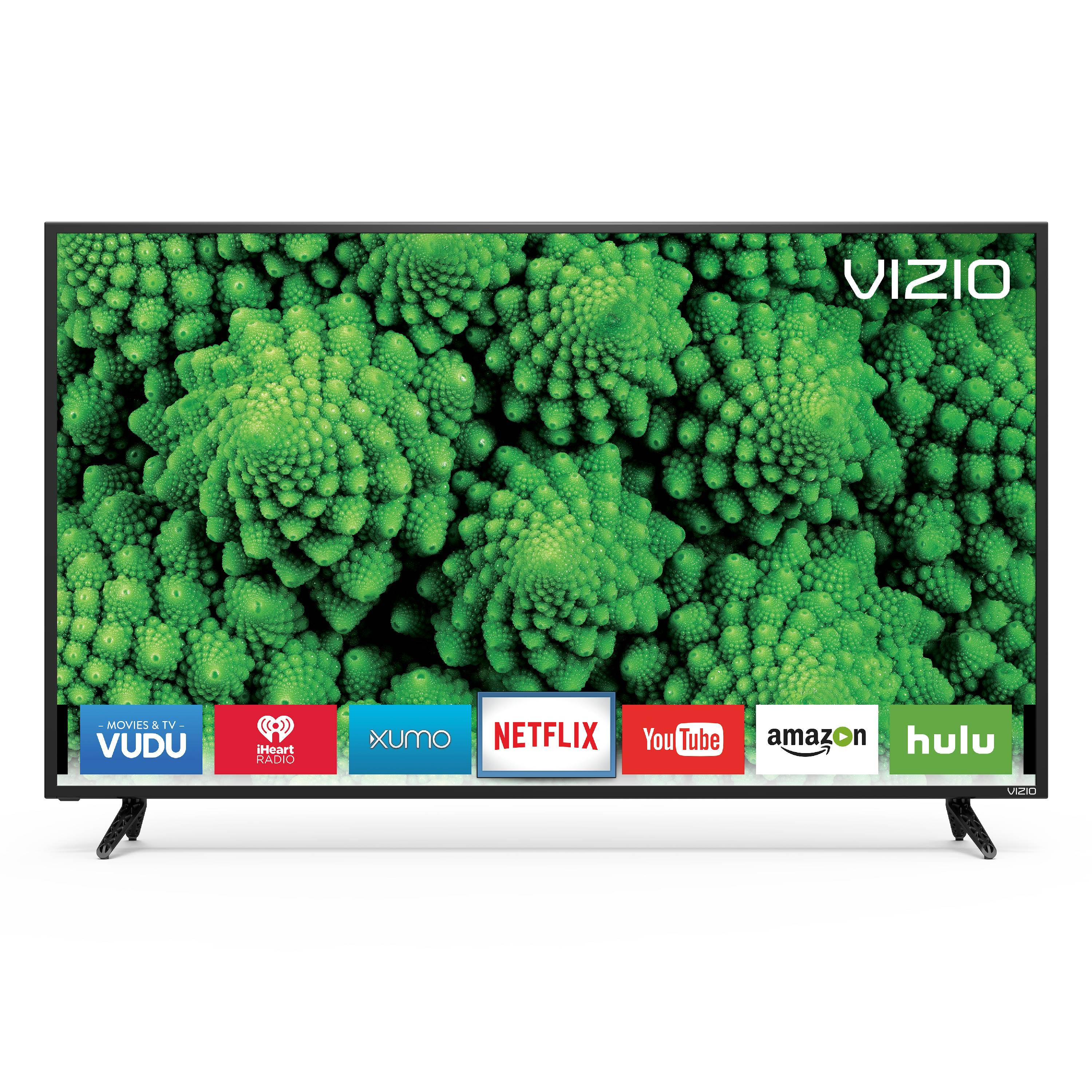 "VIZIO 50"" Class FHD (1080P) Smart Full Array LED HDTV (D50f-E1)"