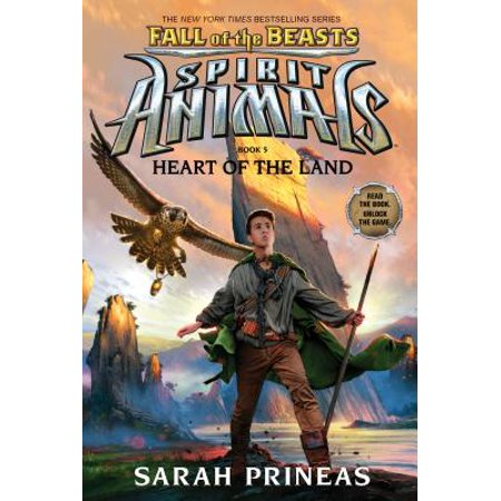 Heart of the Land (Spirit Animals: Fall of the Beasts, Book
