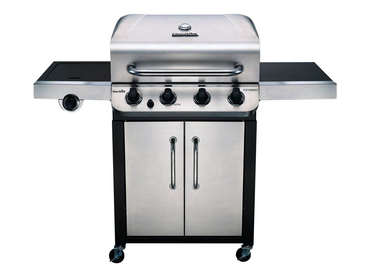 Char-Broil Performance 4-Burner Gas Grill by Char-Broil