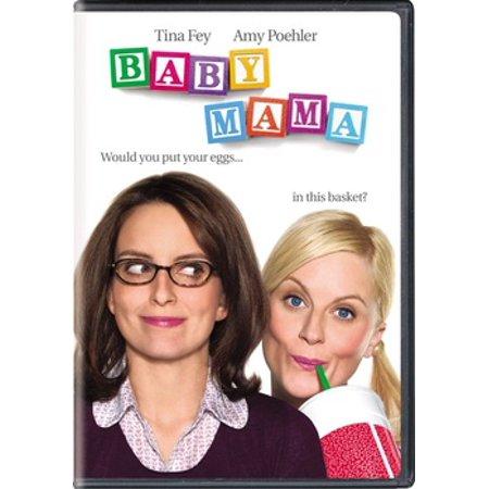 - Baby Mama (DVD)