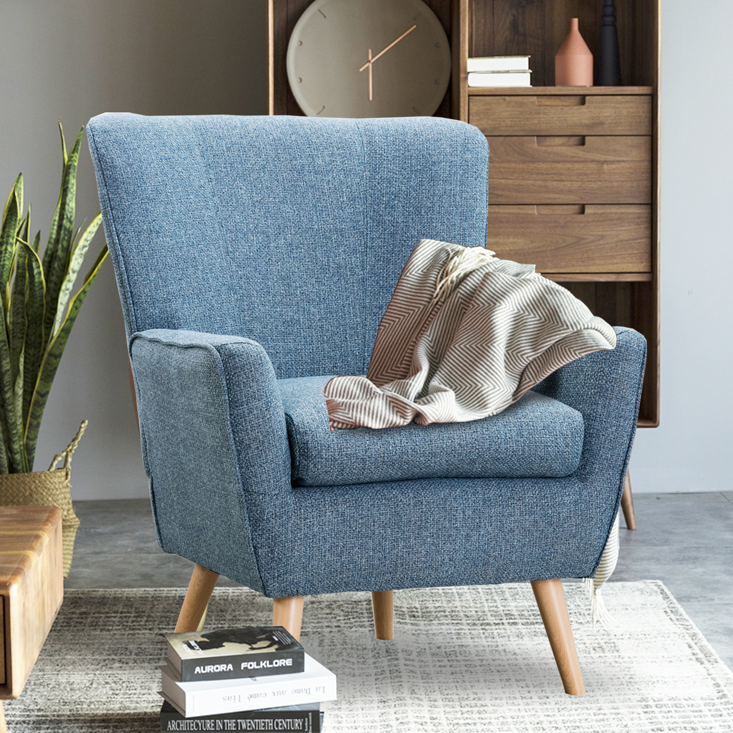 Comfy Teal Accent Chair Marcuscable Com