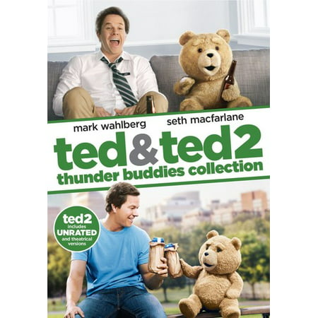 Number Ones Collection (Ted 1 & 2: Thunder Buddies Collection (DVD))
