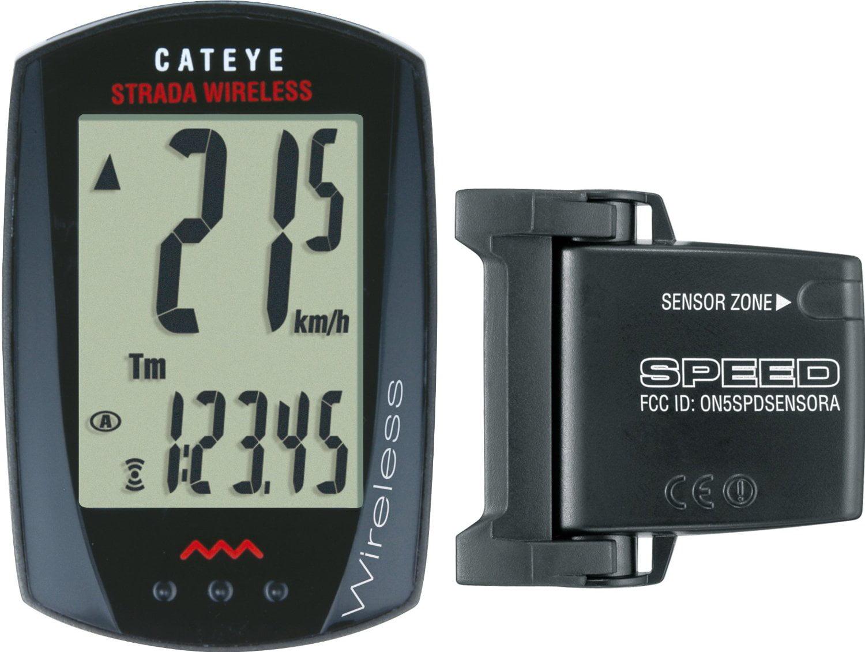 Cateye Strada Wireless User Manual Wire Center