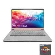 "Refurbished MOTILE 14"" Performance Laptop, FHD, AMD Ryzen 3, Radeon Vega 3 Graphics, 4GB RAM, 128GB SSD, Windows 10, Rose Gold, M141-RG"