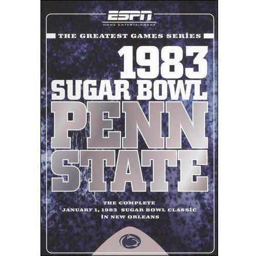 ESPN: The Greatest Game Series: 1983 Sugar Bowl - Penn State