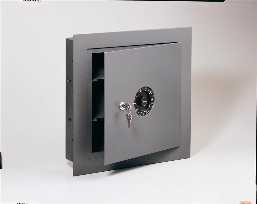Wall Safes For Homes wall safe in gray - walmart