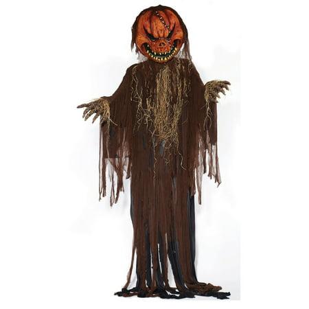 12' Scary Pumpkin Prop](Scary Diy Halloween Props)