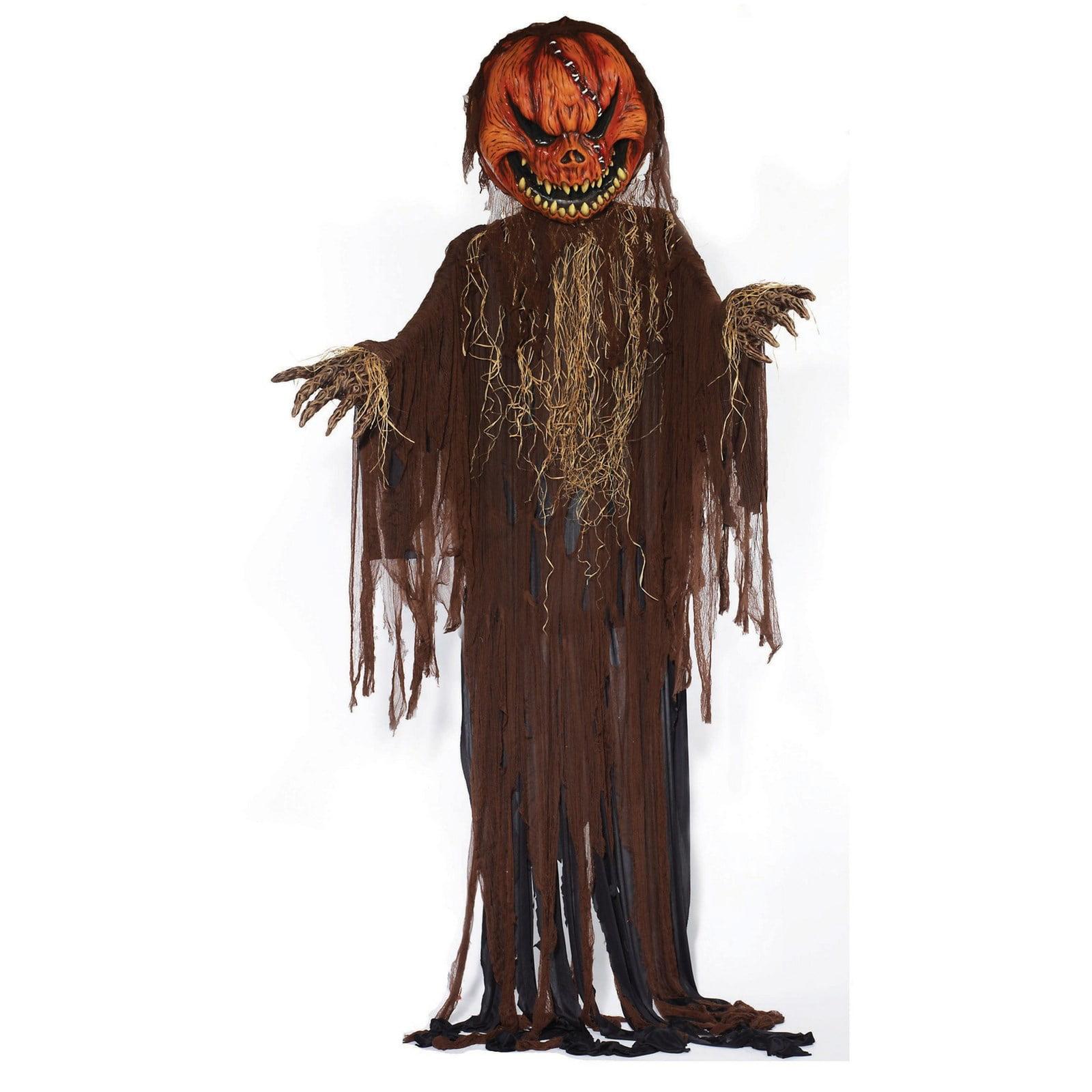 12' Scary Pumpkin Prop