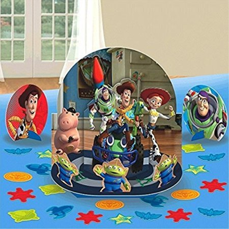 disney toy story birthday party favor table centerpiece decoration kit](Toy Story Decoration)