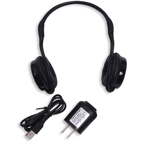 Top Dawg TDBTS01 Behind-the-Head Stereo Noise Canceling Bluetooth Headset