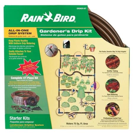 Rain Bird Gardner Kit, GRDNERKIT