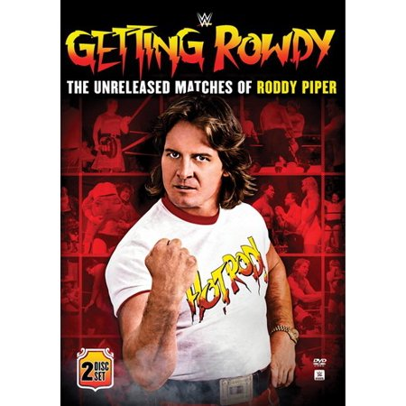 WWE: Getting Rowdy: The Unreleased Matches Of Roddy Piper (DVD) - Wwe Roddy Piper