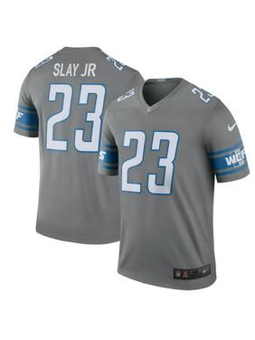 Darius Slay Detroit Lions Nike 2017 Color Rush Legend Jersey - Steel