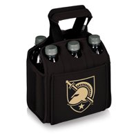 Picnic Time 608-00-138-704-0 Boise State Broncos Digital Print Beverage Cooler Tote Bag, Navy