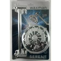 Waxman 8335001A Arm Postion Shower, Chrome