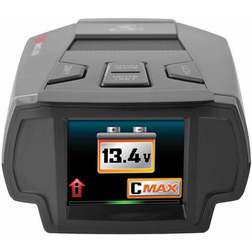 "Cobra Ultra-High Performance Radar/Laser Detector with 1.25"" Color OLED and Voice Alert"