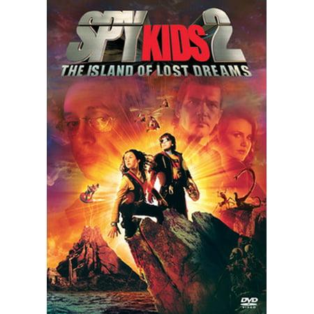 Spy Kids 2: The Island Of Lost Dreams (DVD)