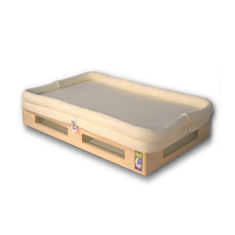mini safesleep breathable crib mattress natural  walmartcom -