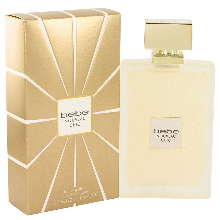 Bebe Nouveau Chic by Bebe Eau De Parfum Spray 3.4 oz-100 ...