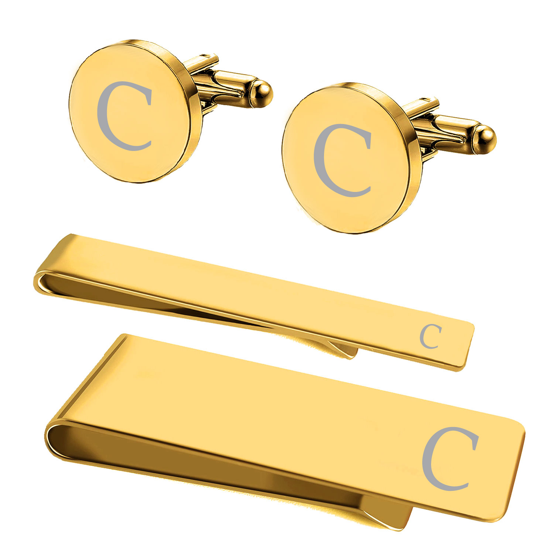 Hang Gliding Cufflinks Solid Bronze