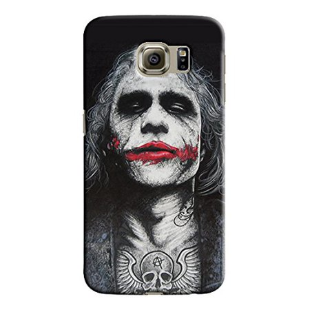 Ganma Batman, Joker Superman Case For Samsung Galaxy S7 Hard Case Cover](Reversible Batman Superman Cape)