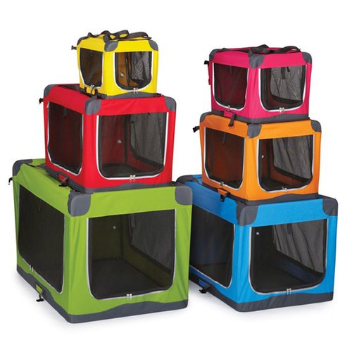 Guardian Gear Pioneer Soft Pet Crate