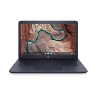 "HP Chromebook 14, 14"" Full HD Display, AMD A4-9120C, AMD Radeon R4 Graphics, 4 GB SDRM, 32GB eMMC, Audio by B&O, Ink Blue, 14-db0043wm"