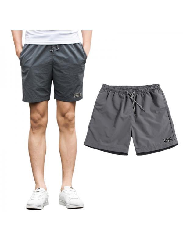 Men/'s Fashion Lounge Shorts Sports Gym Jogging Sweatshorts Beach Pants Trunks