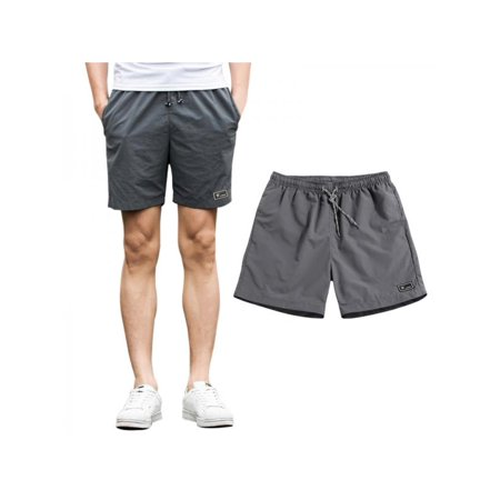 Lavaport Summer Men Casual Comfy Shorts Gym Sport Jogger Sweat Beach